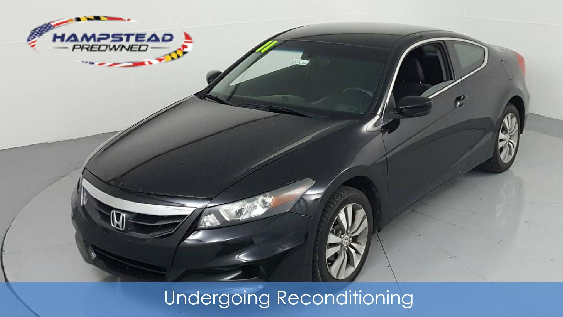 Pre-Owned 2011 Honda Accord LX-S