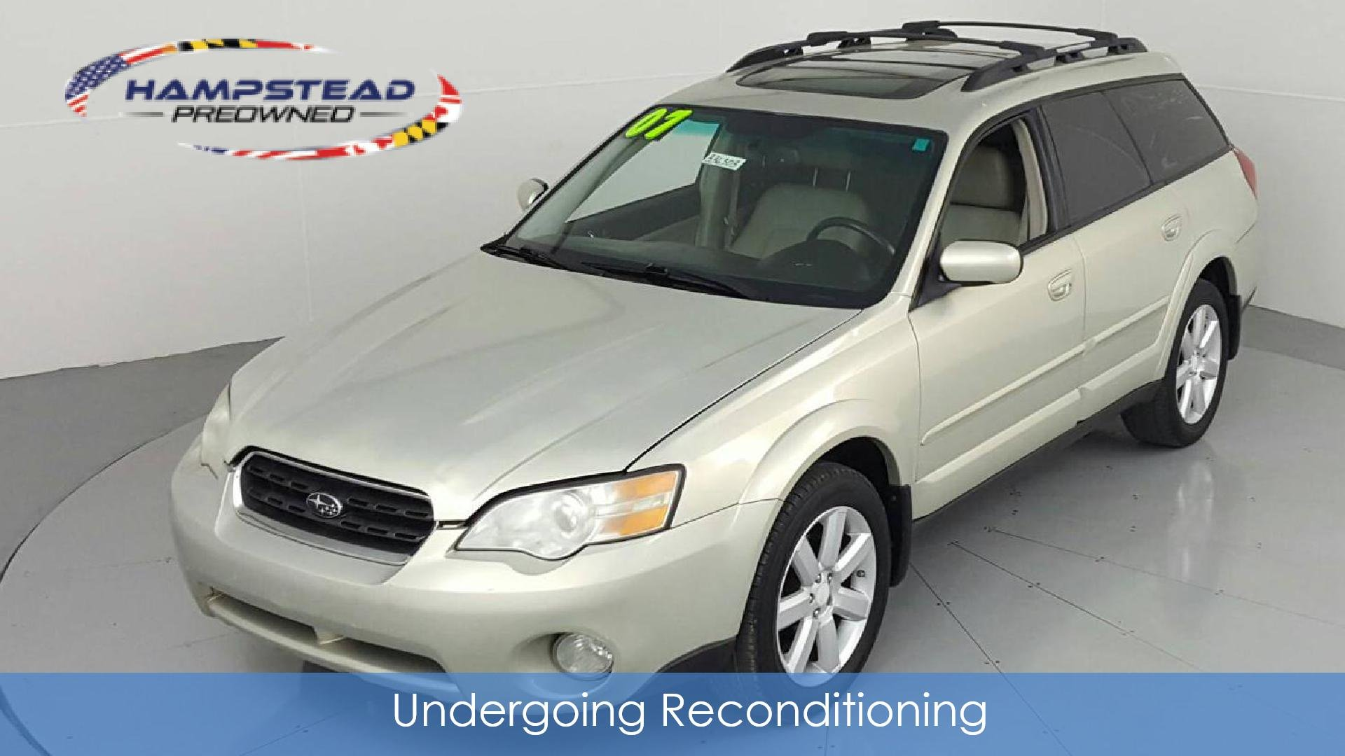 Pre-Owned 2007 SUBARU LEGACY WAGON Ltd